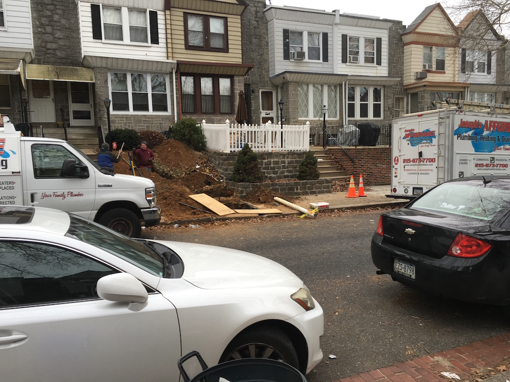 Philadelphia Plumbers On The Job Image