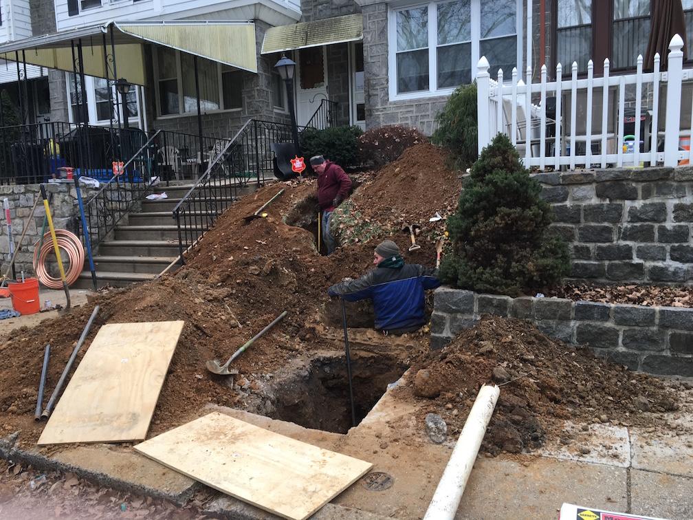 plumbing northeast philadelphia