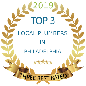 Top 3 Local Philadelphia Plumbers Award
