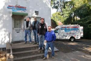 joseph's plumbing team